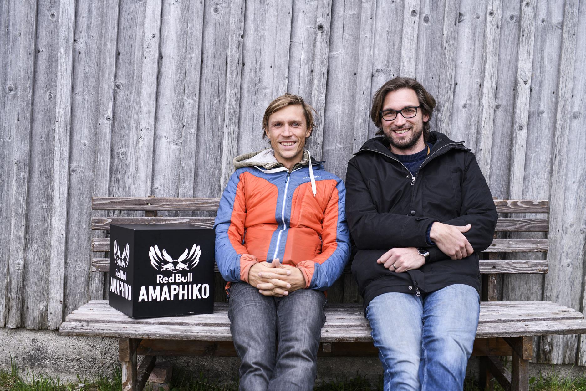 PATRON4change bei Red Bull Amaphiko